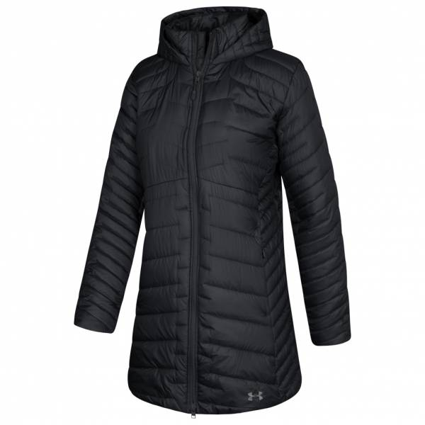 c9d49d70e332 Under Armor Women s ColdGear Reactor Parka Winter Jacket 1297102-001 ...