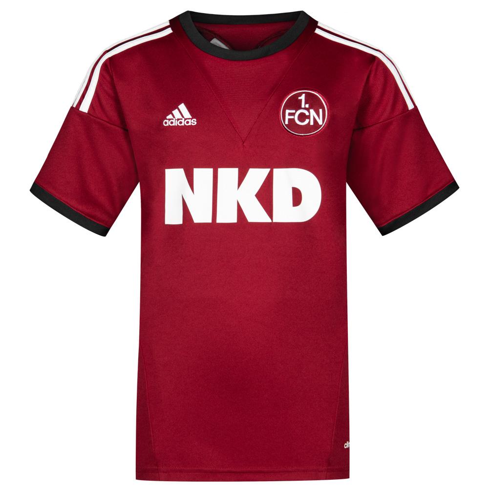 1. FC Nürnberg adidas Kinder Heim Trikot G71072