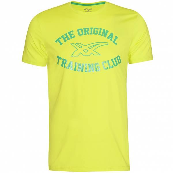 ASICS Sanded Graphic Herren Fitness Shirt 131531-0416