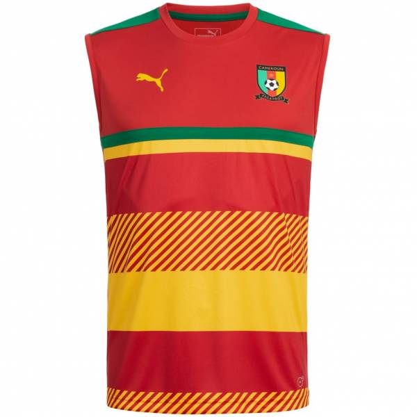 Kamerun PUMA Herren Trainings Tank Top 749040-02