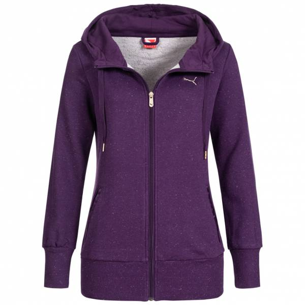PUMA Fundamental Core Damen Sweatjacke 825868-05