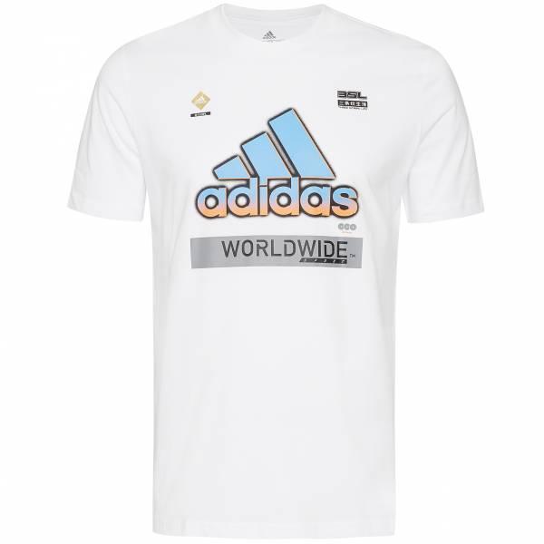 adidas Badge of Sports Nerdism Herren T-Shirt GE4669