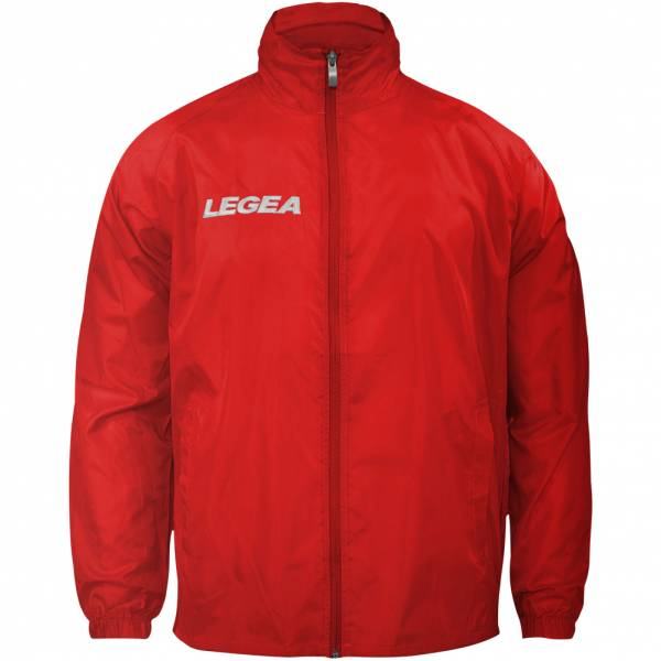 """Legea Kurtka przeciwdeszczowa """"Italia"""" Teamwear czerwony"""