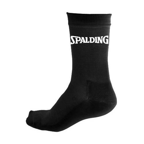 Spalding Socken Mid Cut 3er Pack schwarz