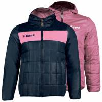 Zeus Giubbotto Apollo 2in1 Herren Wendejacke Navy Rosa