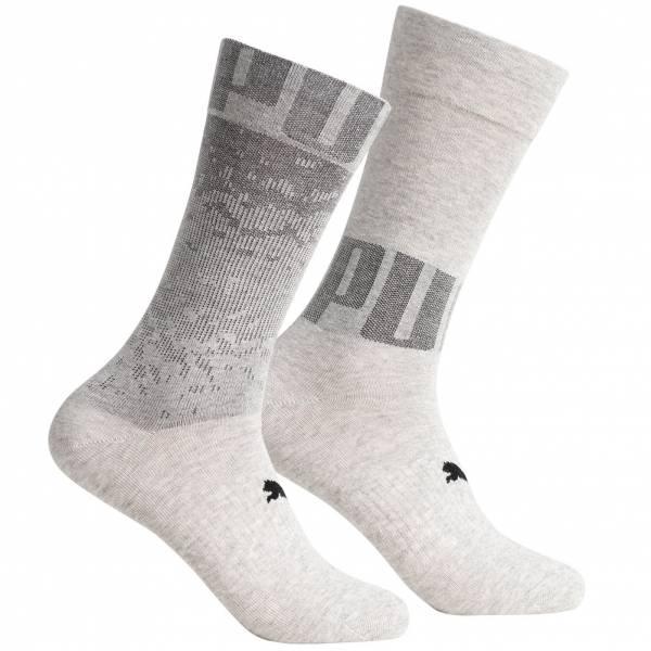 PUMA Anthrazit 2 Paar Socken 292001001-208