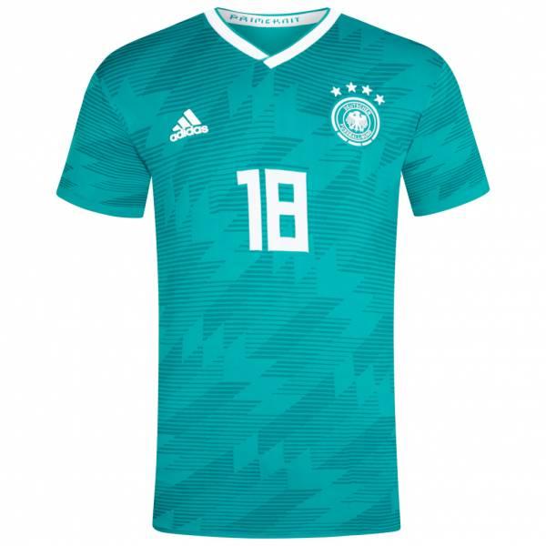 DFB Deutschland adidas Herren Auswärts Trikot Primeknit CE8460