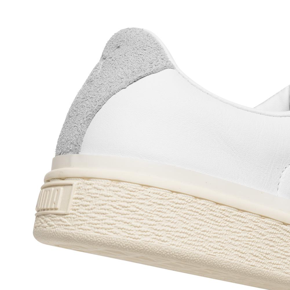 reputable site 9dc23 a3541 PUMA x Han Kjobenhavn Basket Leder Sneaker 367185-01