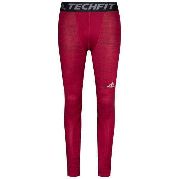 adidas Techfit Chill Long Tight Herren Fitness Tights CD3648
