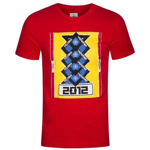 Umbro Herren Graphic T-Shirt 61205U-7RA