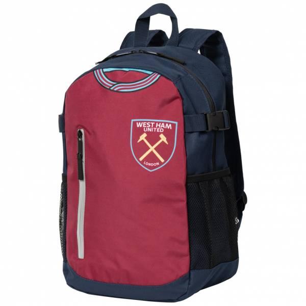 West Ham United FC Fan Core Rucksack SF056WH