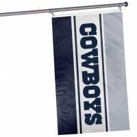 Cowboys de Dallas NFL Drapeau horizontal pour supporters 1,52 mx 0,92 m FLGNFHRZTLDC