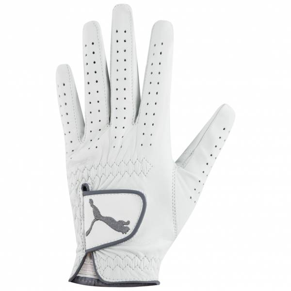 Guantes de mujer PUMA All Leather Performance Golf Leather Mesh 908303-02