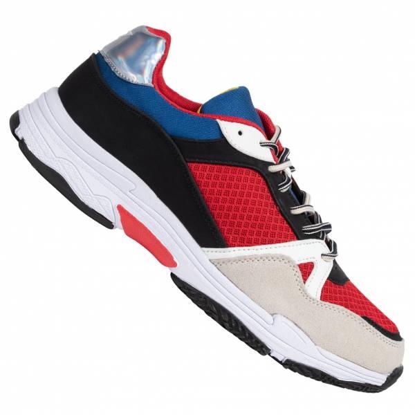 ENRICO COVERI Scarlet Black Hommes Sneakers ECM91379701