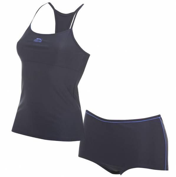 Slazenger Badeanzug Tankini navy/ocean blue