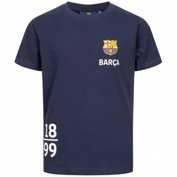 FC Barcelona 1899 Kinder T-Shirt FCB-3-165