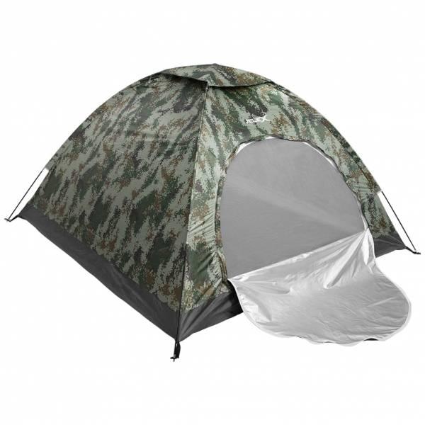 JELEX Outdoor Nature Easy Up 4-Personen-Camping-Zelt