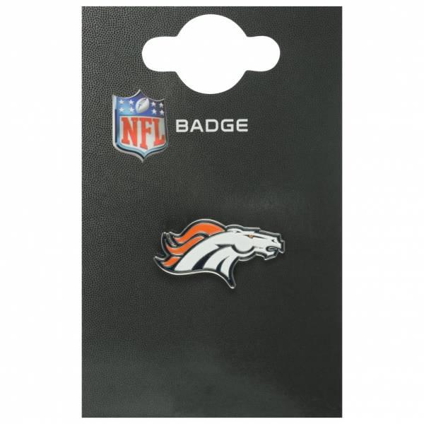 Denver Broncos NFL Metall Wappen Pin Anstecker BDNFLCRSDB