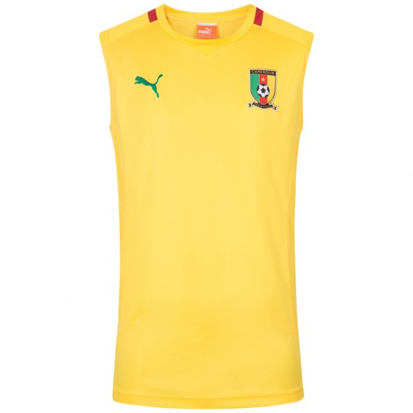 Kamerun PUMA Herren Trainings Tank-Top 739533-05