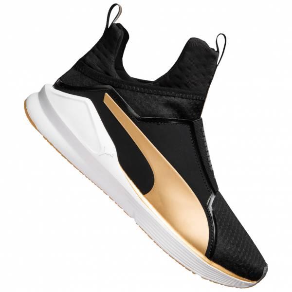 72a832e5b1bf PUMA Fierce Gold hohe Damen Sneaker 189192-02   SportSpar