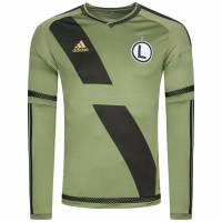 Legia Warschau adidas Herren Auswärts Player Issue Trikot S86375