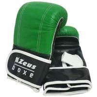 Zeus Trainings Boxhandschuhe grün