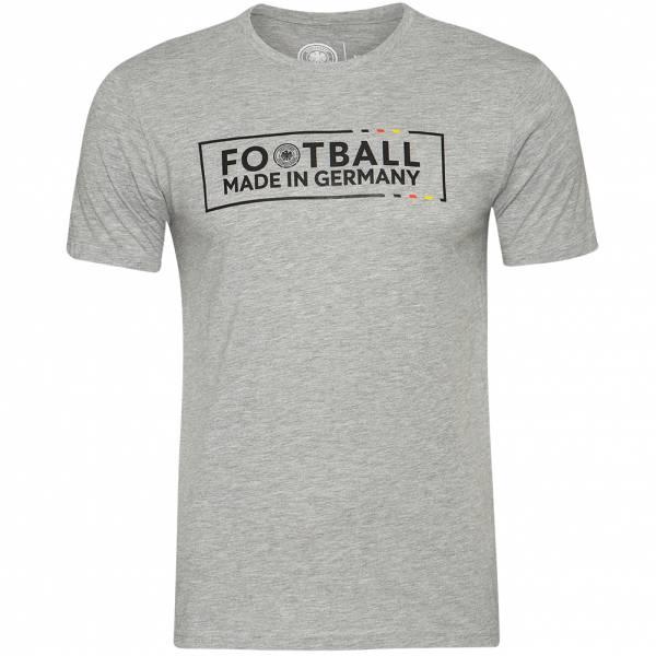 DFB Deutschland Fanatics Made in Germany Herren T-Shirt 1878MGRY1MDDFB