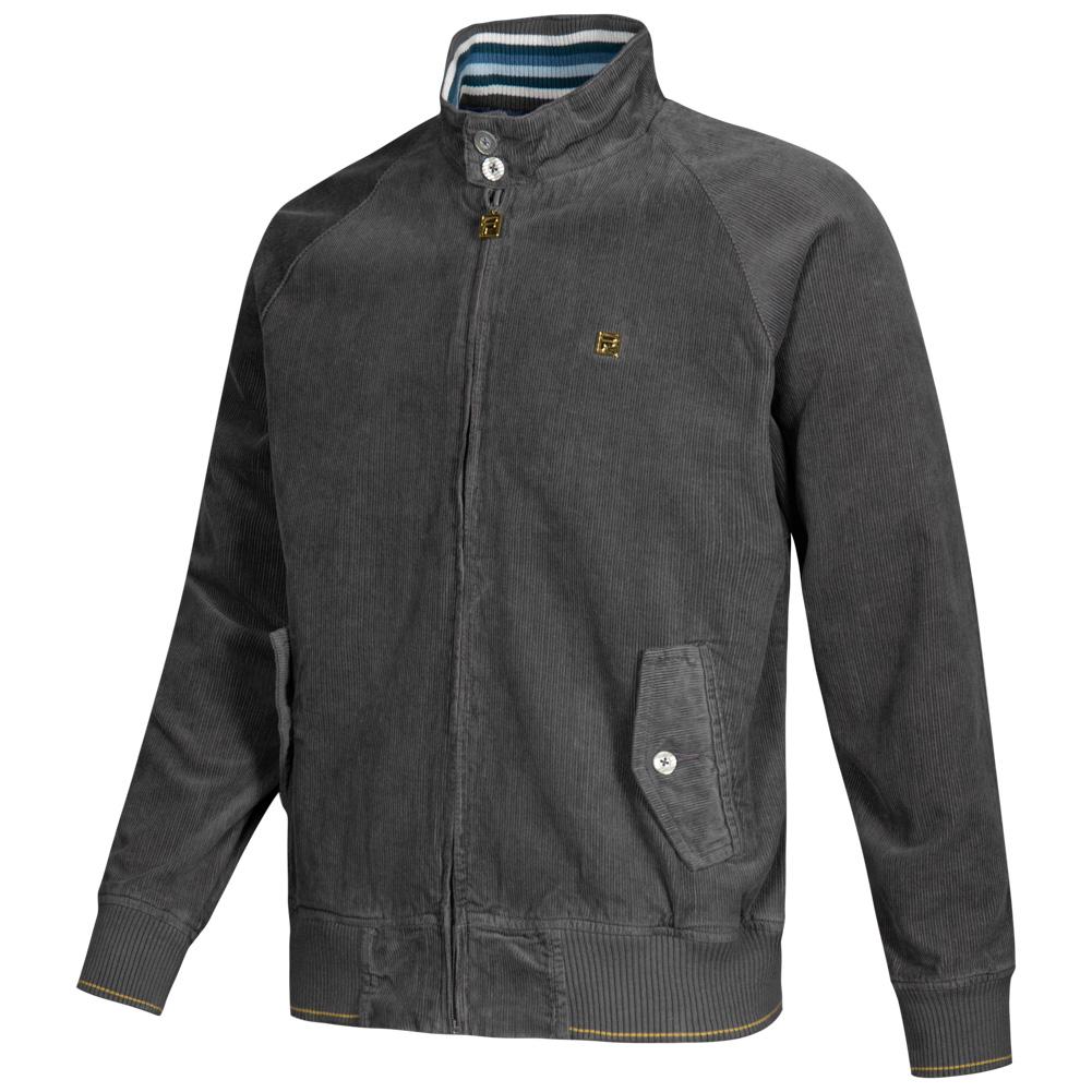 562c4832e836 FILA Corduroy Gold Edition Suede Vintage Men s Jacket U91268-042 ...