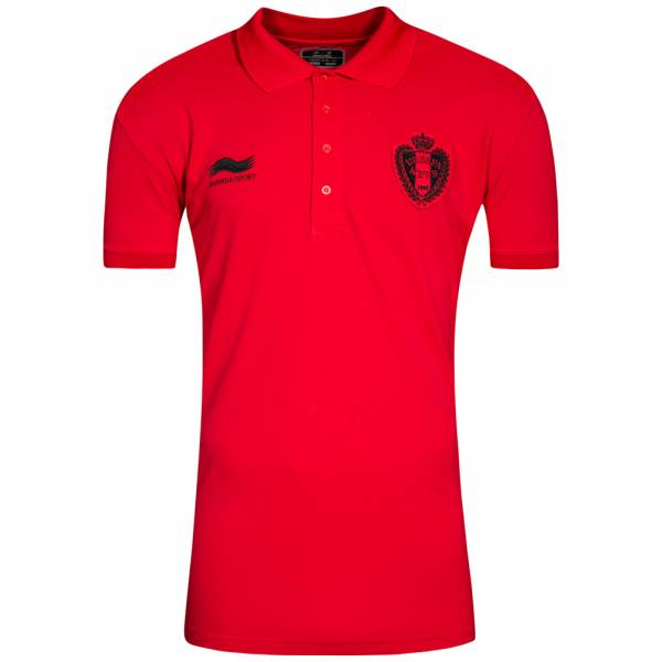 Belgien Burrda Sport Polo-Shirt 13BG473M-99732