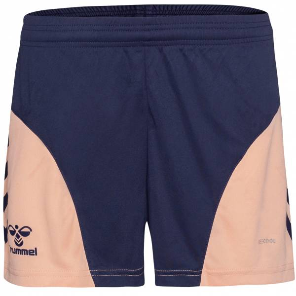 hummel hmlACTION Damen Trainings Shorts 208864-7053