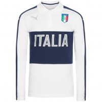 Italien PUMA Herren Casual Performance Langarm Polo-Shirt 750531-03