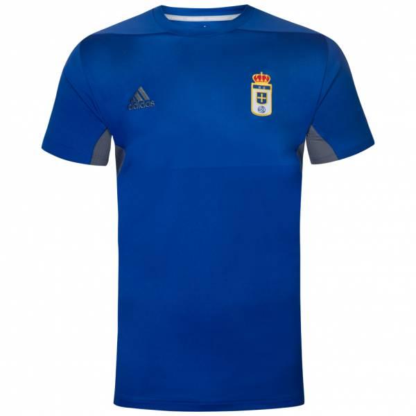 FC Real Oviedo adidas Herren Trikot Training BI6081