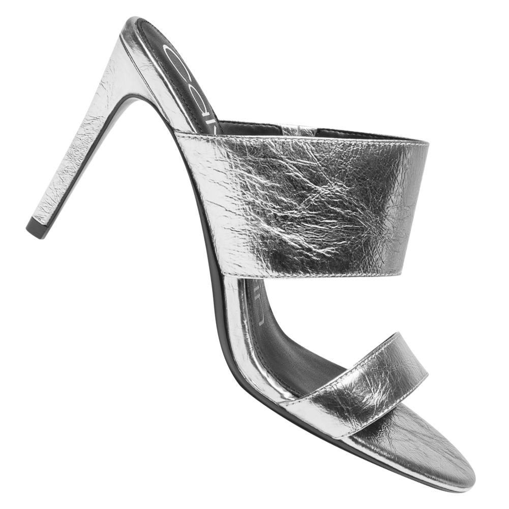 Calvin Klein Rema Thrill Damen Heel Sandalen E8927SLV