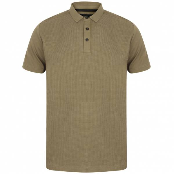 DNM Dissident Macbeth Herren Polo-Shirt 1X11456 Olive Khaki