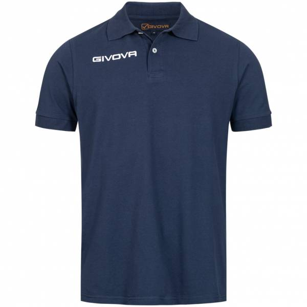 Givova Summer Herren Polo-Shirt MA005-0004