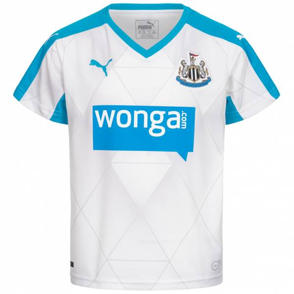 Newcastle United FC PUMA Kids Away Jersey 747892-02