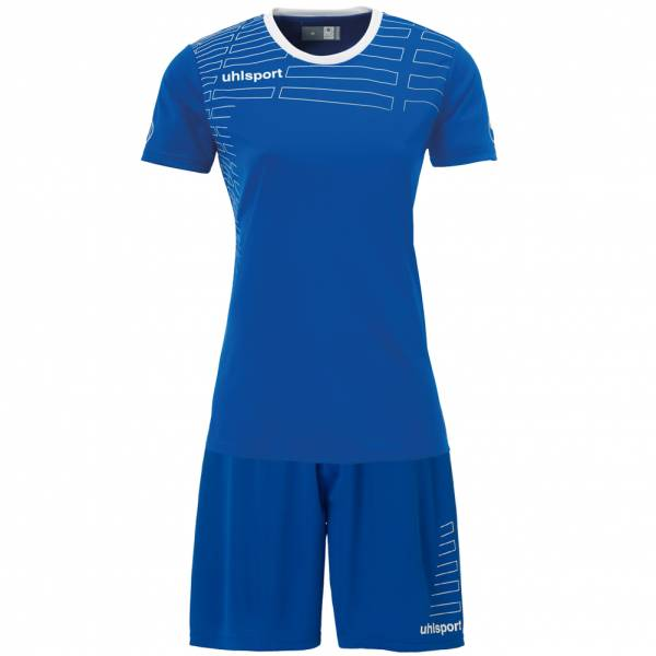 Uhlsport Match Women Football Kit Jersey with Shorts 100316806