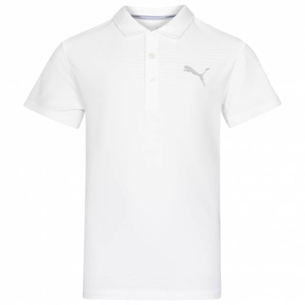 PUMA Pounce Aston Kinder Golf Polo-Shirt 576028-01
