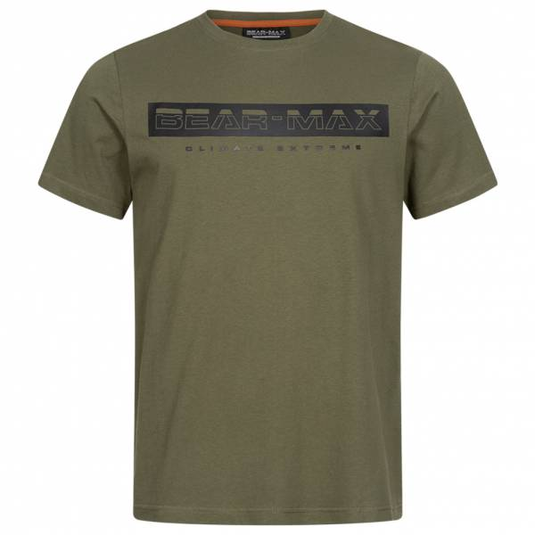 BEAR MAX Glacier Herren T-Shirt BTG00010-KHA