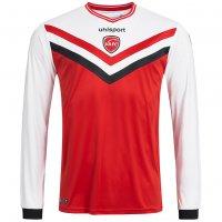 FC Valenciennes Uhlsport Heim Trikot Langarm
