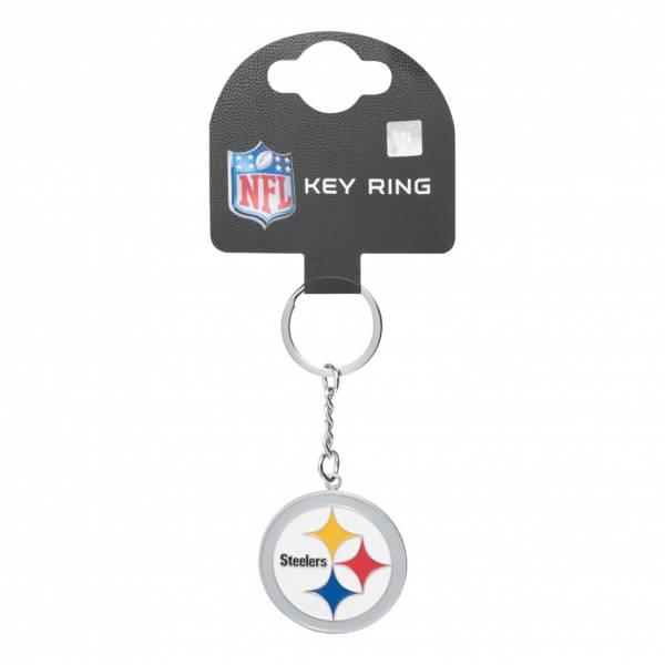 Pittsburgh Steelers NFL Wappen Schlüsselanhänger KYRNFCRSPSKB