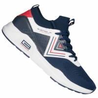 BASILE Marine Herren Sneaker BSS91516704