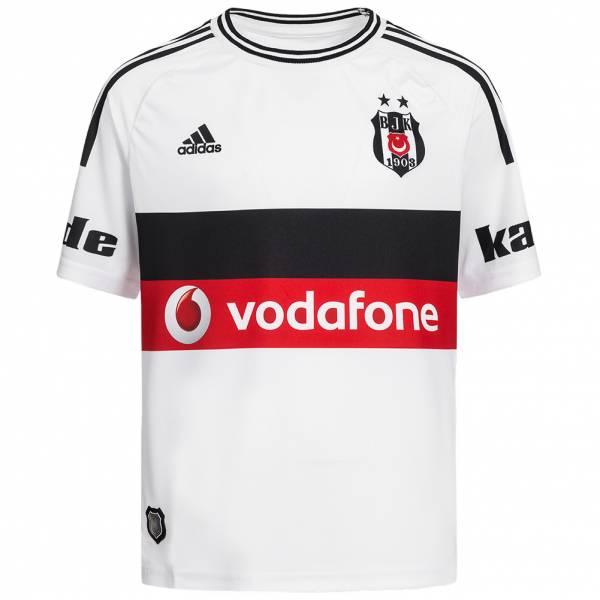 Besiktas Istanbul adidas Kinder Heim Trikot BJK B48533