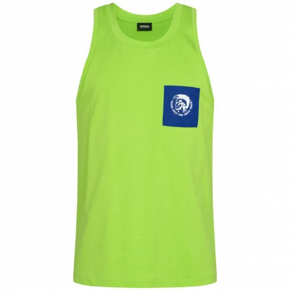 Diesel Bmowt-Locoslim Hombre Camiseta sin mangas 00SM3M RQAZA 5BJ