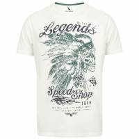 South Shore Legends Herren T-Shirt 1C12701 Snow White