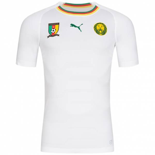 Kamerun PUMA Evoknit Auswärts Trikot 752330-02