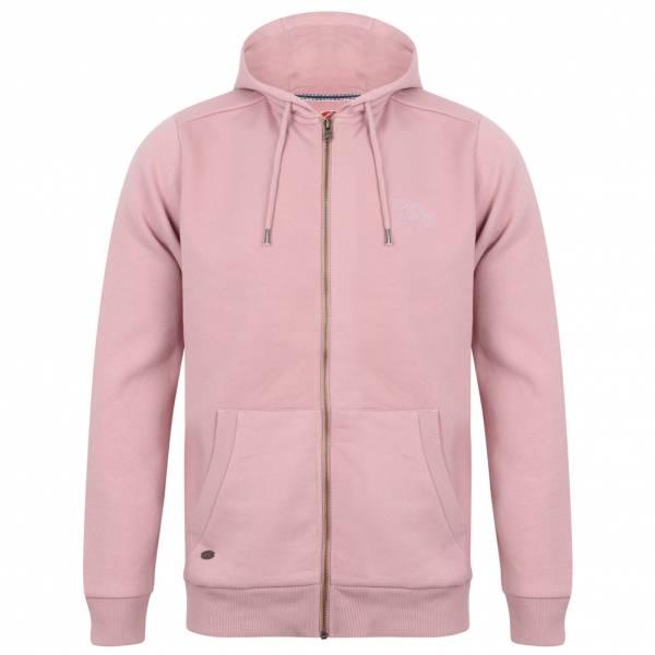 Tokyo Laundry Lollard Full Zip Hoody Hoody 1E10461 Dusty Pink