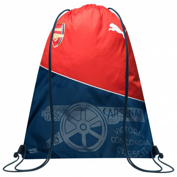 Torba sportowa Arsenal FC PUMA Fanwear Gym Bag 074338-01