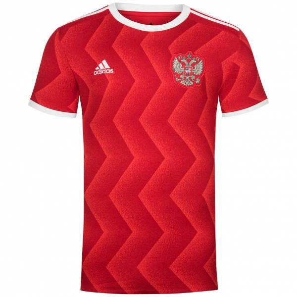 Russland adidas Herren Heim Trikot BR6593