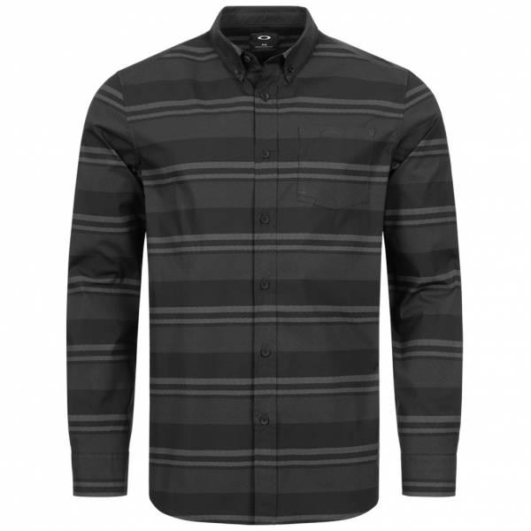 Oakley Stripe Woven Uomo Camicia 401882-02E